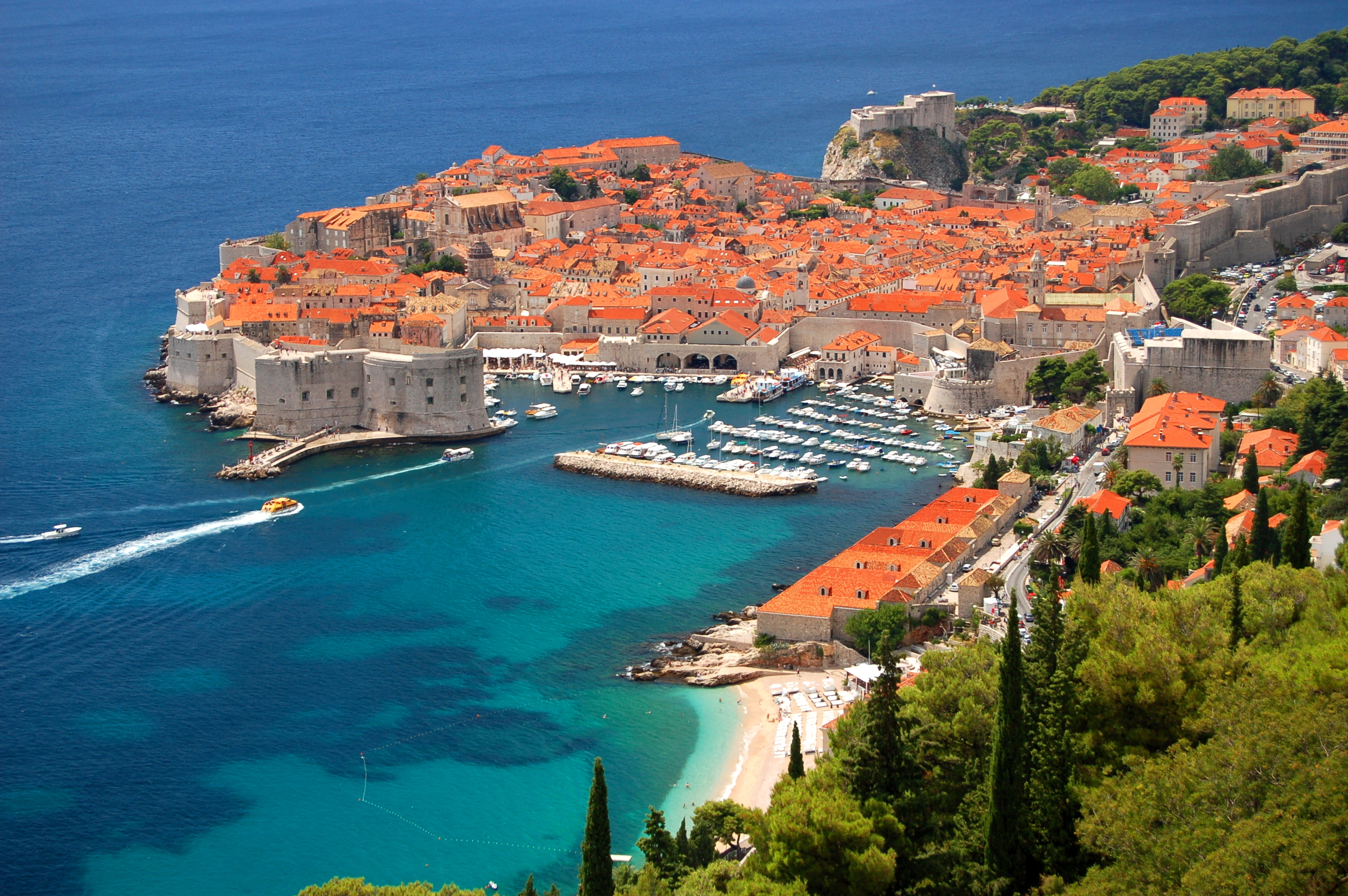 Discover dubrovnik old town guided walking tour - Dubrovnik Croatia