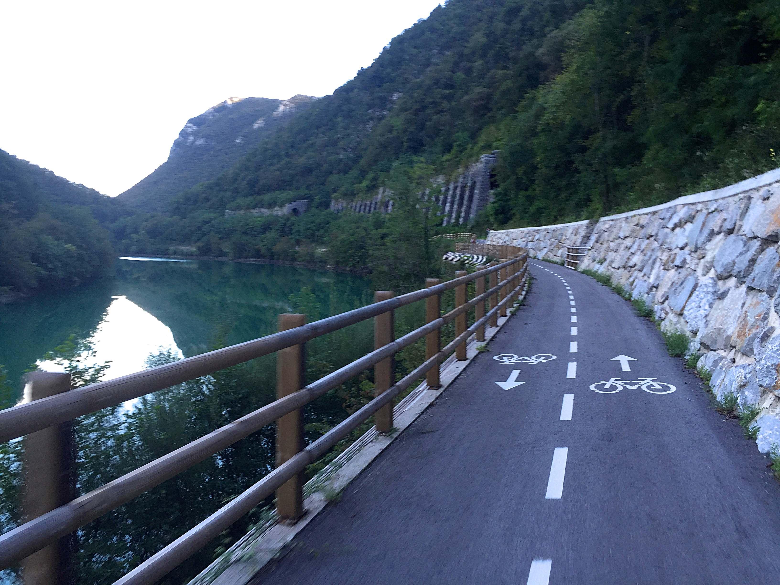 Slovenia cycling